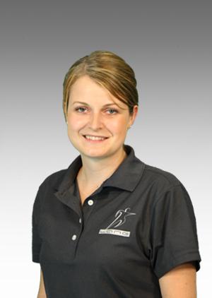 Veronika Roos - Physiotherapeutin
